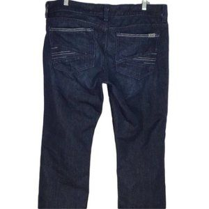 Cruel Girl Denim Blake Lowrise Straight Leg Jeans